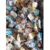 长期回收各种过期食品-德义再生资源